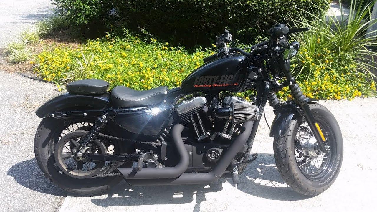 NEW 2018 Harley-Davidson Sportster 48 1200X 239. NEW ...