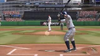 Major League Baseball 2K7 PlayStation 3 Gameplay - Tigers