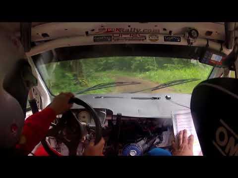Black Bear Rally 2017 stage A3 Mayo South TKR Racing