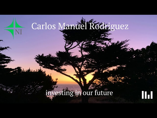 Natural Intelligence Worldwide podcast preview - Carlos Manuel Rodriguez