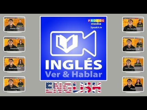 Aprender Inglés con SPEAKit.tv (54001)