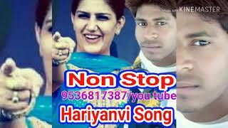 Non Stop Hariyanvi Song All Song Sapna choudhry