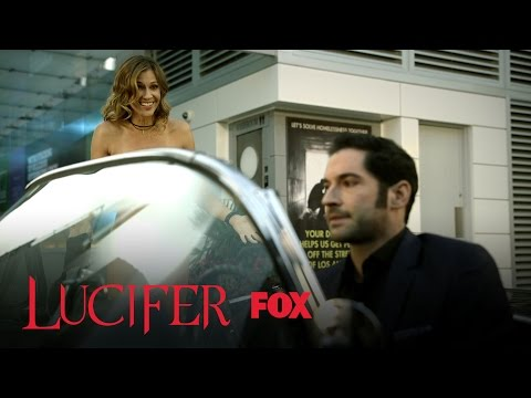 Lucifer's Mom Takes His Words Literally And Gets Naked In Public | Season 2 Ep. 2 | LUCIFER thumbnail
