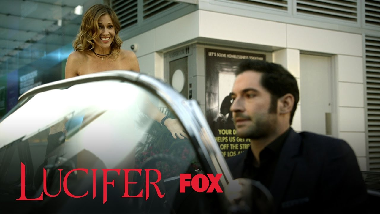 Download Lucifer's Mom Takes His Words Literally And Gets Naked In Public | Season 2 Ep. 2 | LUCIFER