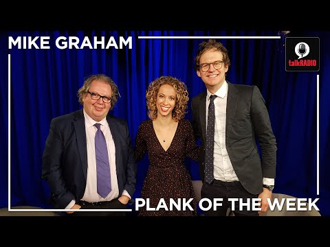 Plank Of The Week with Mike Graham (4th February 2020)