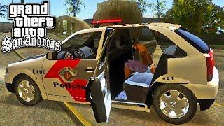 GTA Policia - Multas de Trânsito