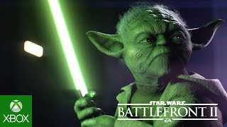 Star Wars Battlefront 2: Official Gameplay Trailer