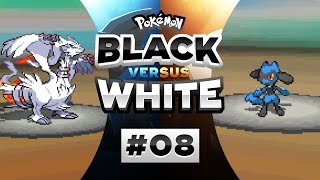 pokemon black and white versus ep08 freaking fire extinguisher