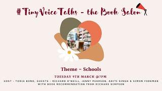#TinyVoiceTalksBookSalon - Schools