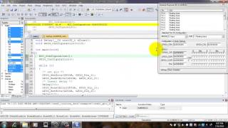 STM32 tutorial 1: Create a new project using Keil uVision4