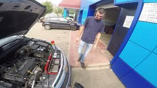 Чистка дроссельной заслонки Chevrolet Cruze 1.8