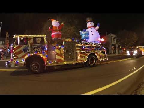 Suffern Christmas Parade 2017