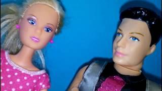 Барби, Кен, Штеффи, Монстер Хай Сбежавший жених 4 серия Видео с куклами про ЛЮБОВЬ