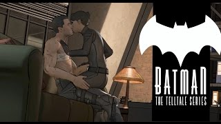 Batman - Episode 3 - Part 4 - Kissing Catwoman !!!! thumbnail