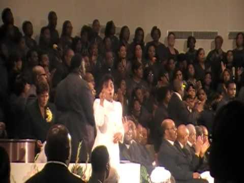 Bishop Levi Willis State Service - God Great God