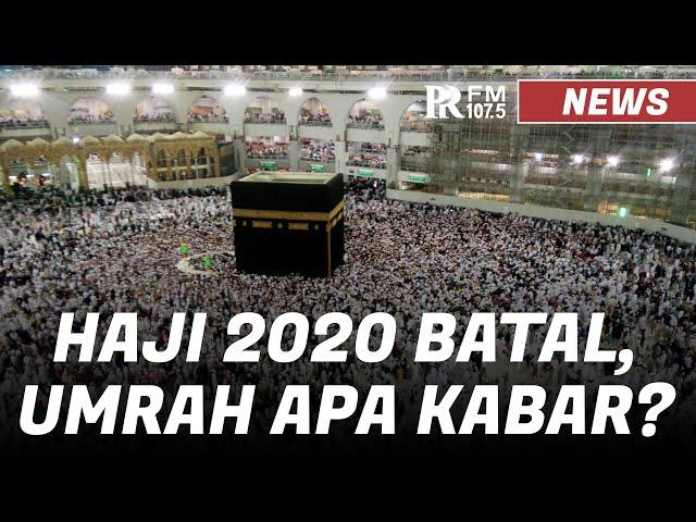 Tidak Ada Pemberangkatan Jemaah Haji Tahun 2020