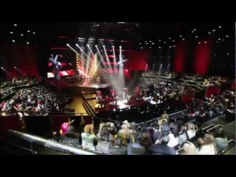 RaeLynn - Hell On Heels - The Voice Blind Auditions