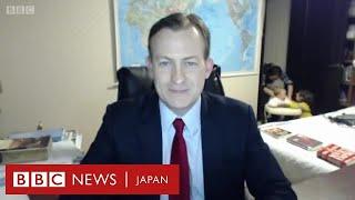 韓国・釜山大学のロバート・ケリー准教授がBBCの生放送でインタビューを...