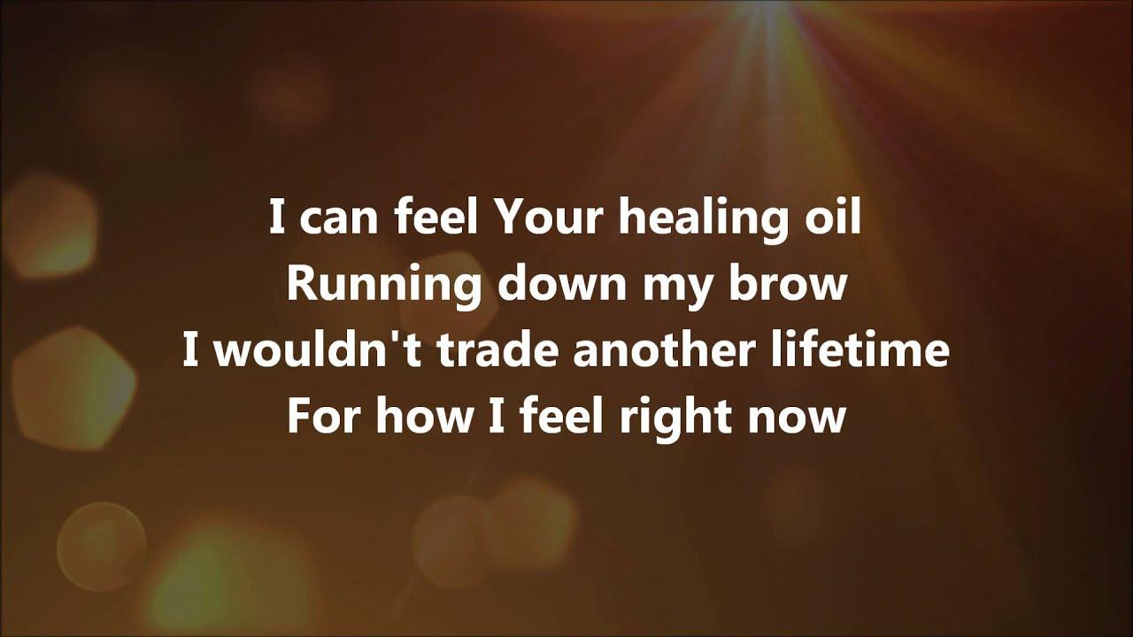 Healing Oil - Kim Walker-Smith w/ Lyrics - YouTube