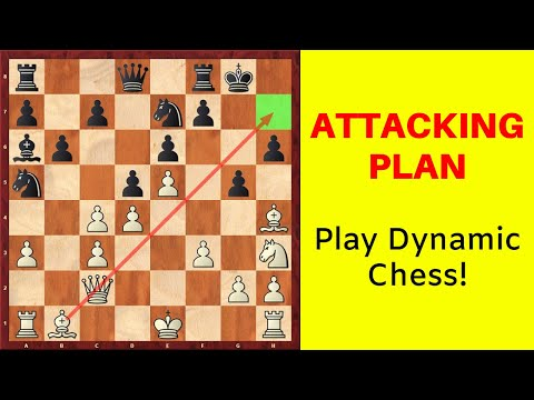 How to Attack after the Opening Stage? | Play Dynamic Chess!