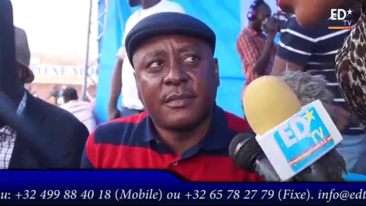 EDTV FLASH NEWS: LE MEETING DU 15 SEPTEMBRE2015 A KINSHASA.