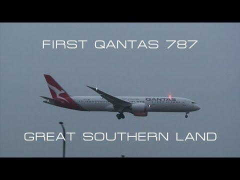 AbraxaVlog [AV005] - Great Southern Land: Qantas