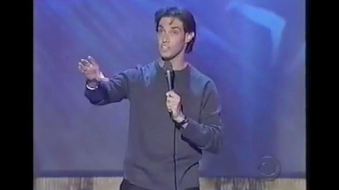 Steven Scott Comedian