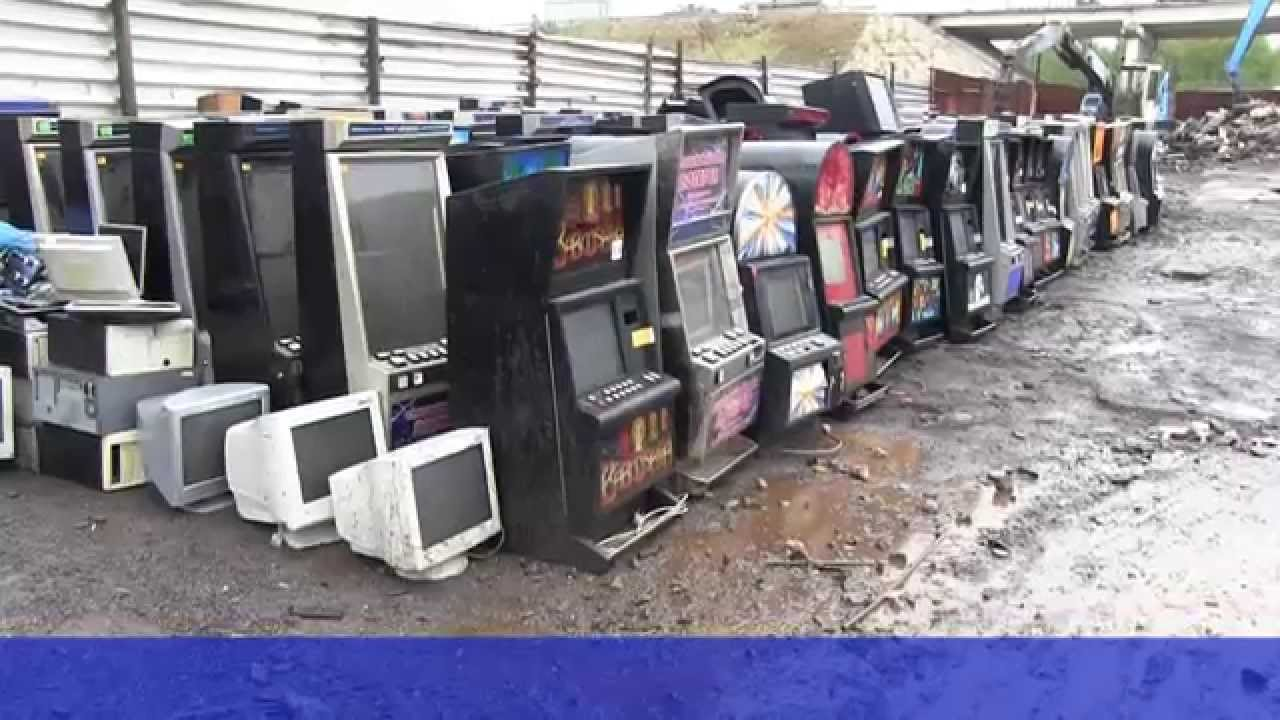 Уничтожили игровые автоматы игровые автоматы тотализатор т д 21 3 стремление повысить свой