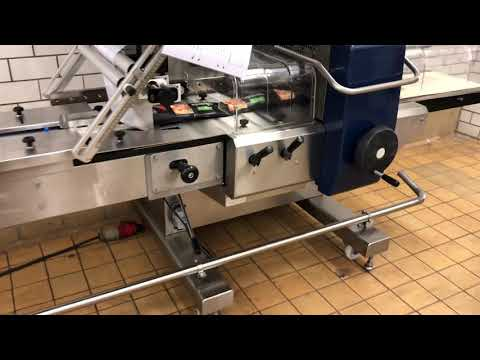 Ulma Florida flowpack for sale from Meat machines Sweden AB