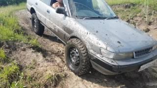 Toyota Carib 4вeZдe - Покатушки 3