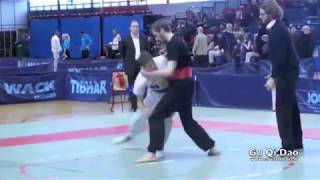 Tai Ji Quan combat / Real Tai Chi Fighting