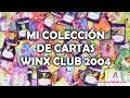 🌟 Descubre el juego de cartas Winx Club del 2004