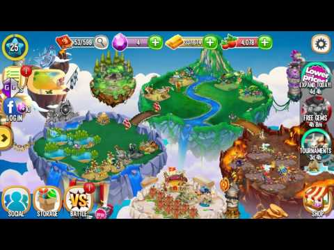 Hack dragon city with game guardian