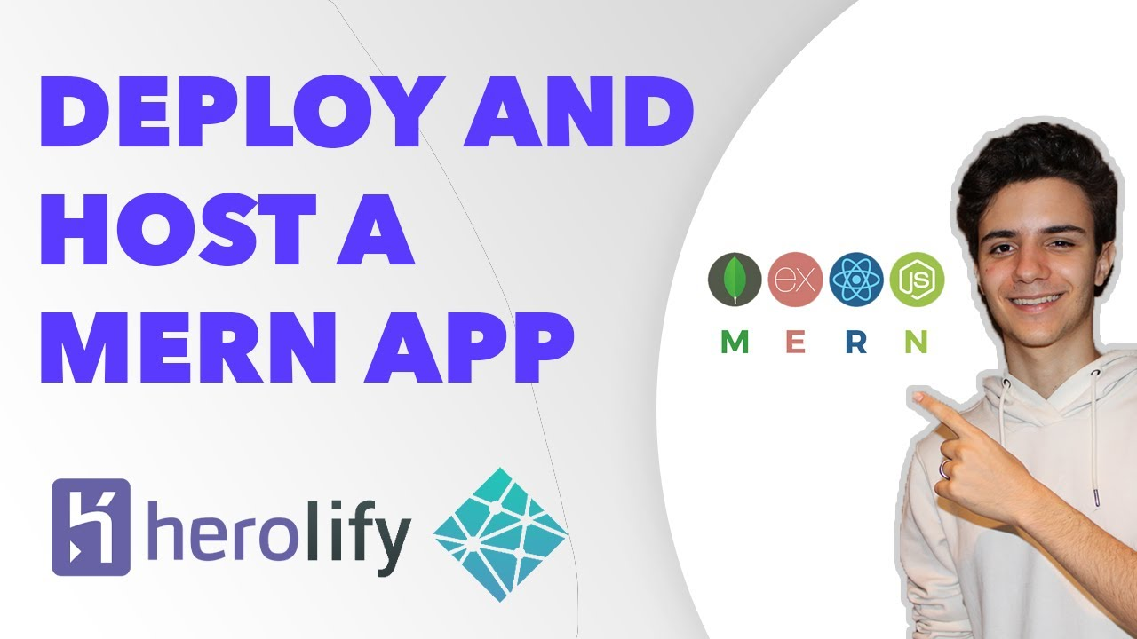 Deploy and Host a Fullstack MERN Application Tutorial In Heroku and Netlify
