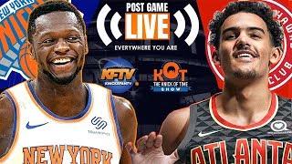 New York Knicks vs. Atlanta Hawks: Highlights, Analysis & Caller Reactions 📞 | 10.16.19