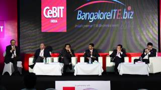 Power Stage: Smart Cities Panel: How To Build India's 100 Smart Cities