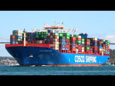 Shipspotting Istanbul Strait - 15/08/2020