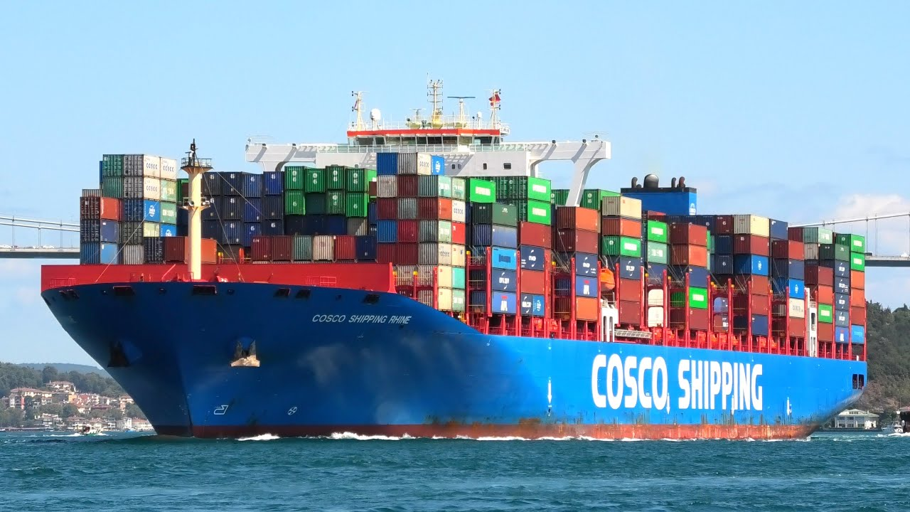 Download Shipspotting Istanbul Strait - 15/08/2020