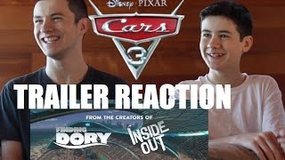 CARS 3 Official US Trailer: Our Reaction