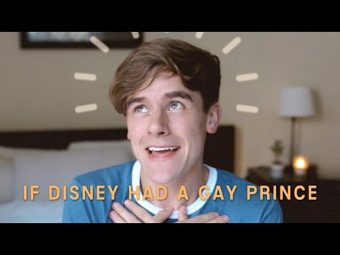 If Disney Had A Gay Prince