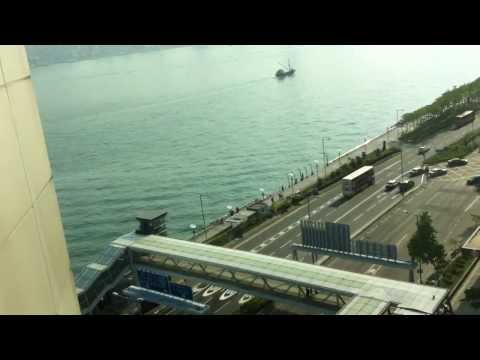 Intercontinental Hotel Grand Stanford Hong Kong, Review of a King Deluxe Room