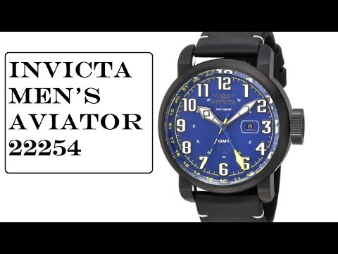 Invicta Men's Aviator 22254