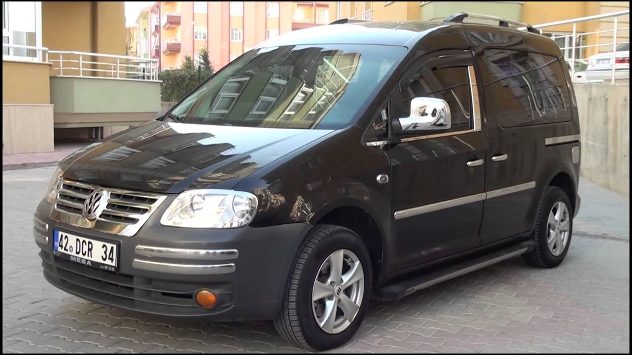 mehmet ba bu 2008 volkswagen caddy 1 9 tdi youtube. Black Bedroom Furniture Sets. Home Design Ideas