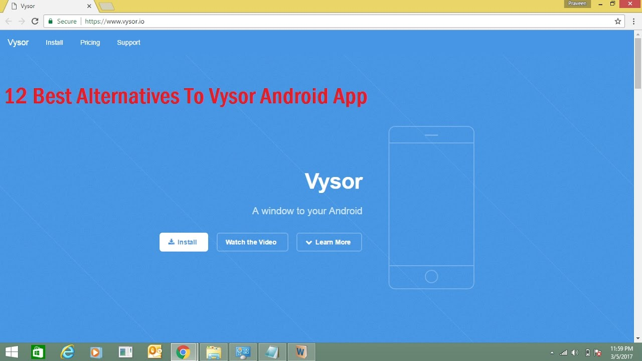 12 Best Alternatives To Vysor Android App