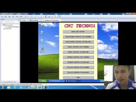 เทพโยธิน ปินะเก บรรยายการเขียนโปรแกรมCNC