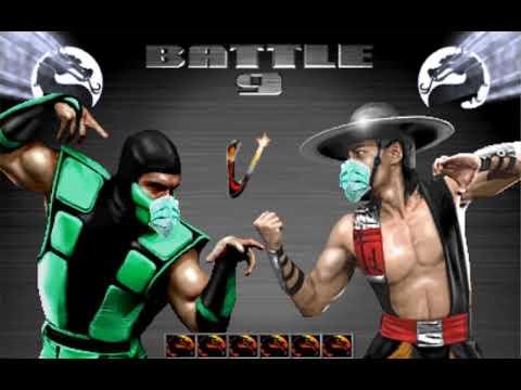 Mortal Kombat - финал чемпионата России 2020