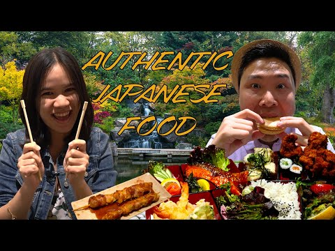 The BEST Authentic Japanese Food In London 🍱🍣 | London Yum Yum Adventure