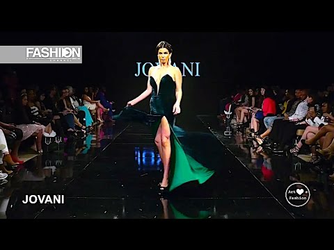 JOVANI Los Angeles Fashion Week AHF FW 2017 2018 - Fashion Channel