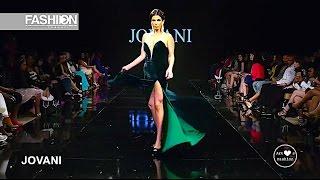 JOVANI Los Angeles Fashion Week AHF FW 2017 2018   Fashion Channel