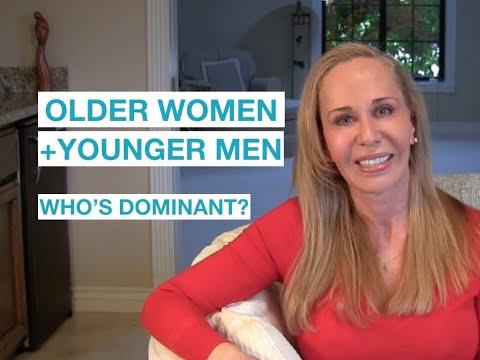 Older Women/Younger Men: Who's dominant? — Susan Winter